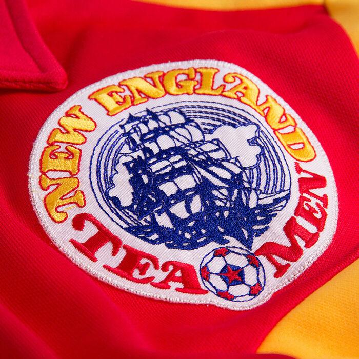 New England Tea Men 1979 Maglia Storica Calcio