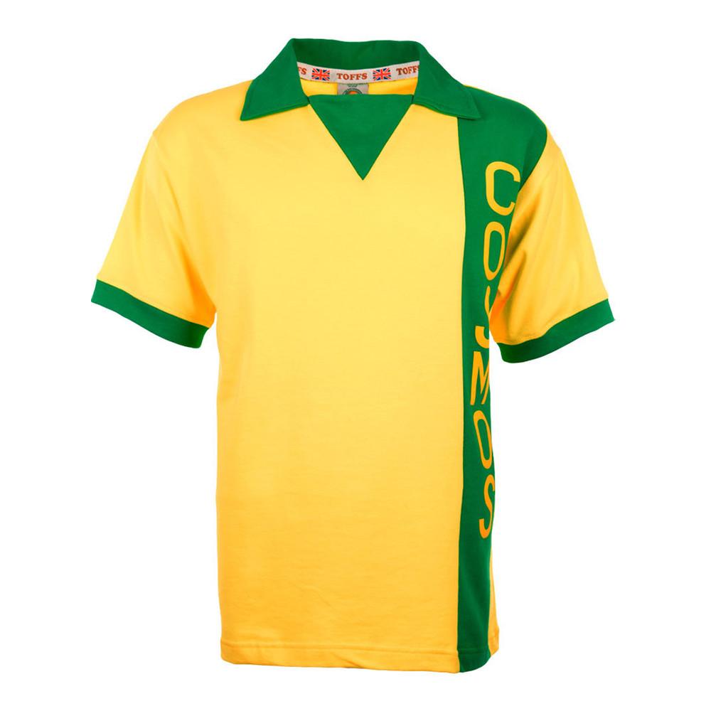 New York Cosmos 1973 Camiseta Fútbol Retro