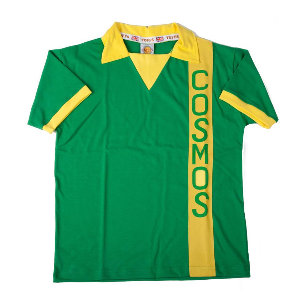 New York Cosmos 1975 Camiseta Retro Fútbol