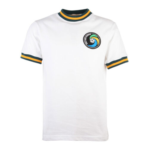 New York Cosmos 1976 Camiseta Retro Fútbol