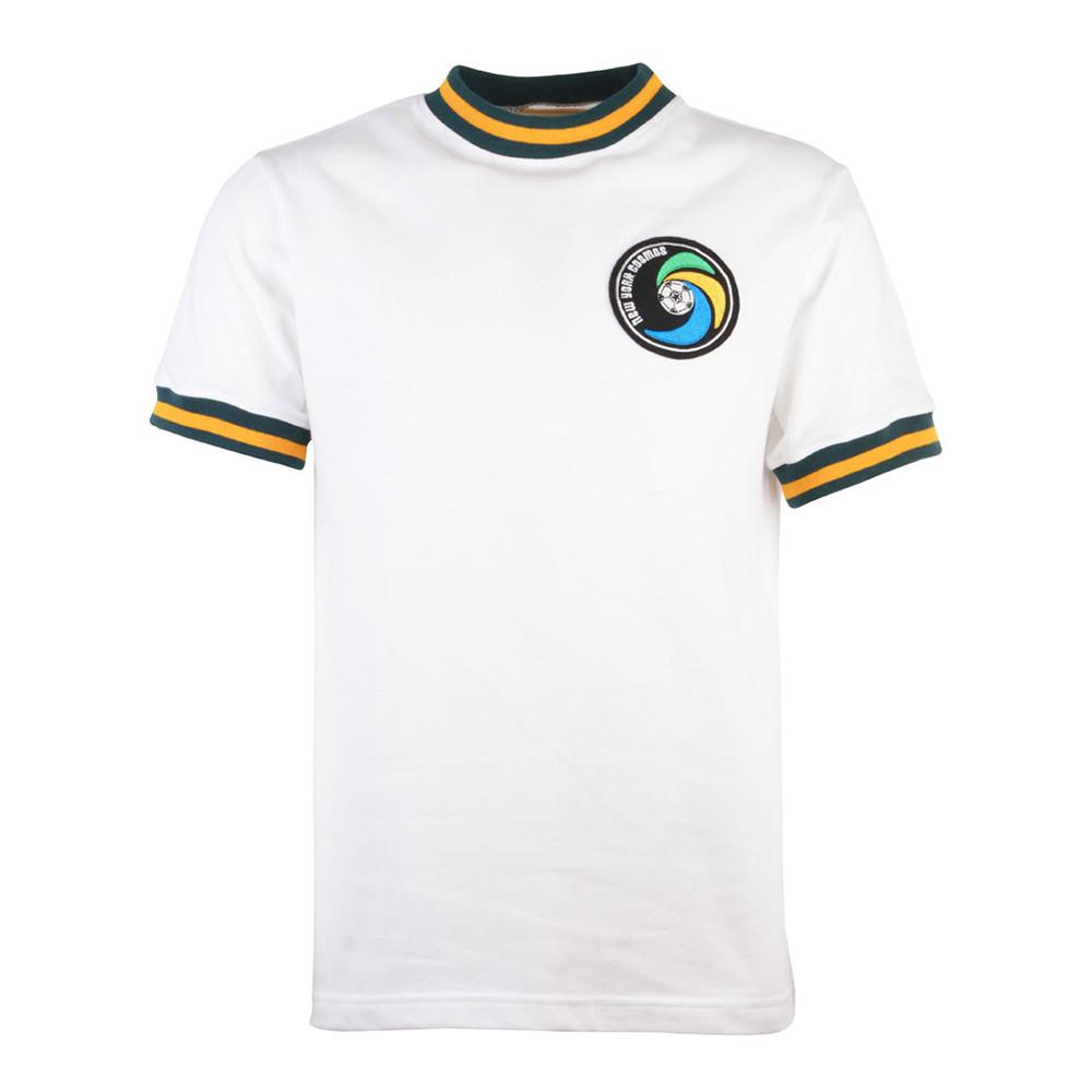 New York Cosmos 1976 Camiseta Retro Fútbol