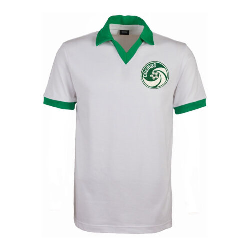 New York Cosmos 1977 Camiseta Retro Fútbol