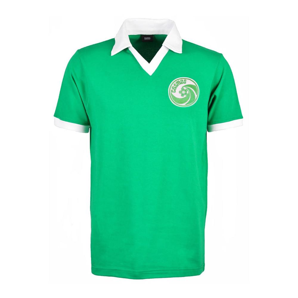 New York Cosmos 1977 Maglia Calcio Storica