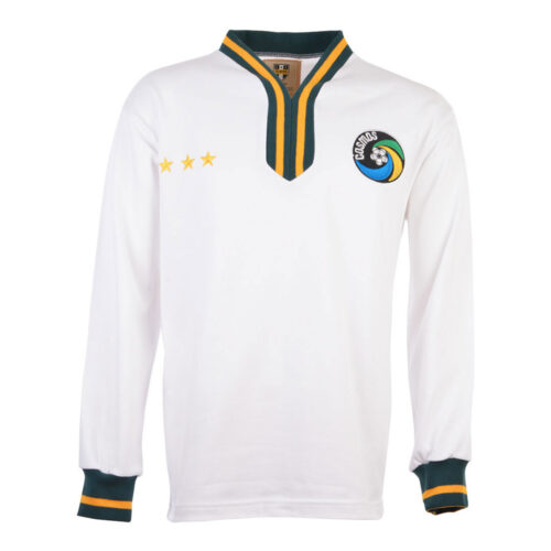 New York Cosmos 1978 Retro Football Jersey