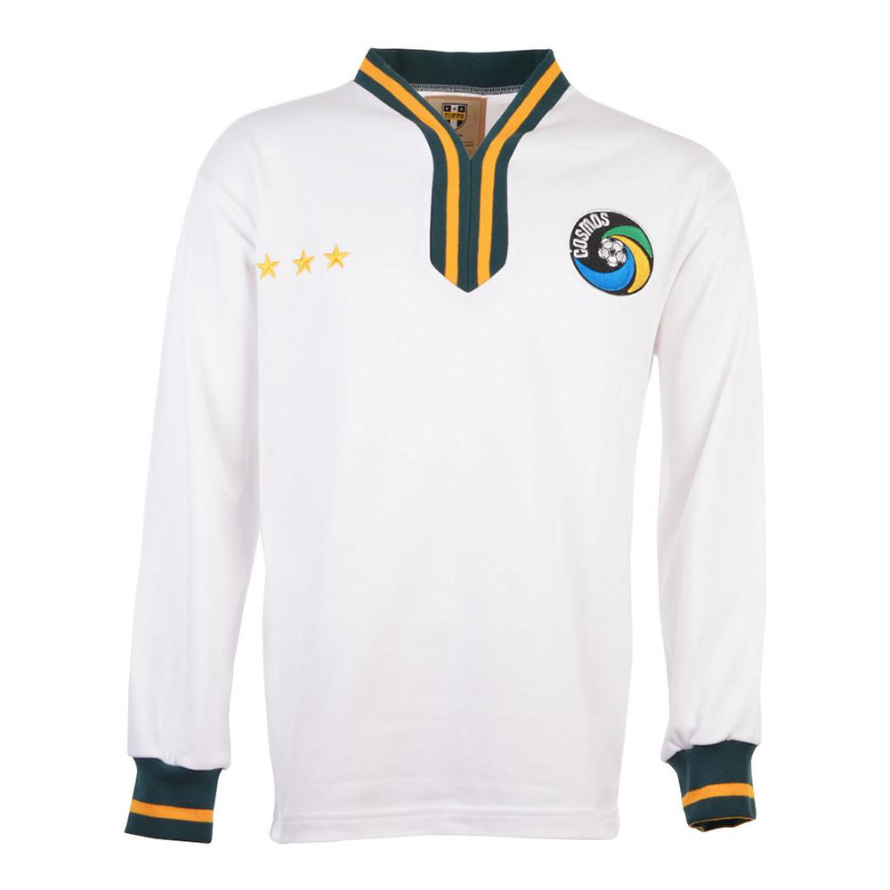 New York Cosmos 1978 Camiseta Fútbol Retro