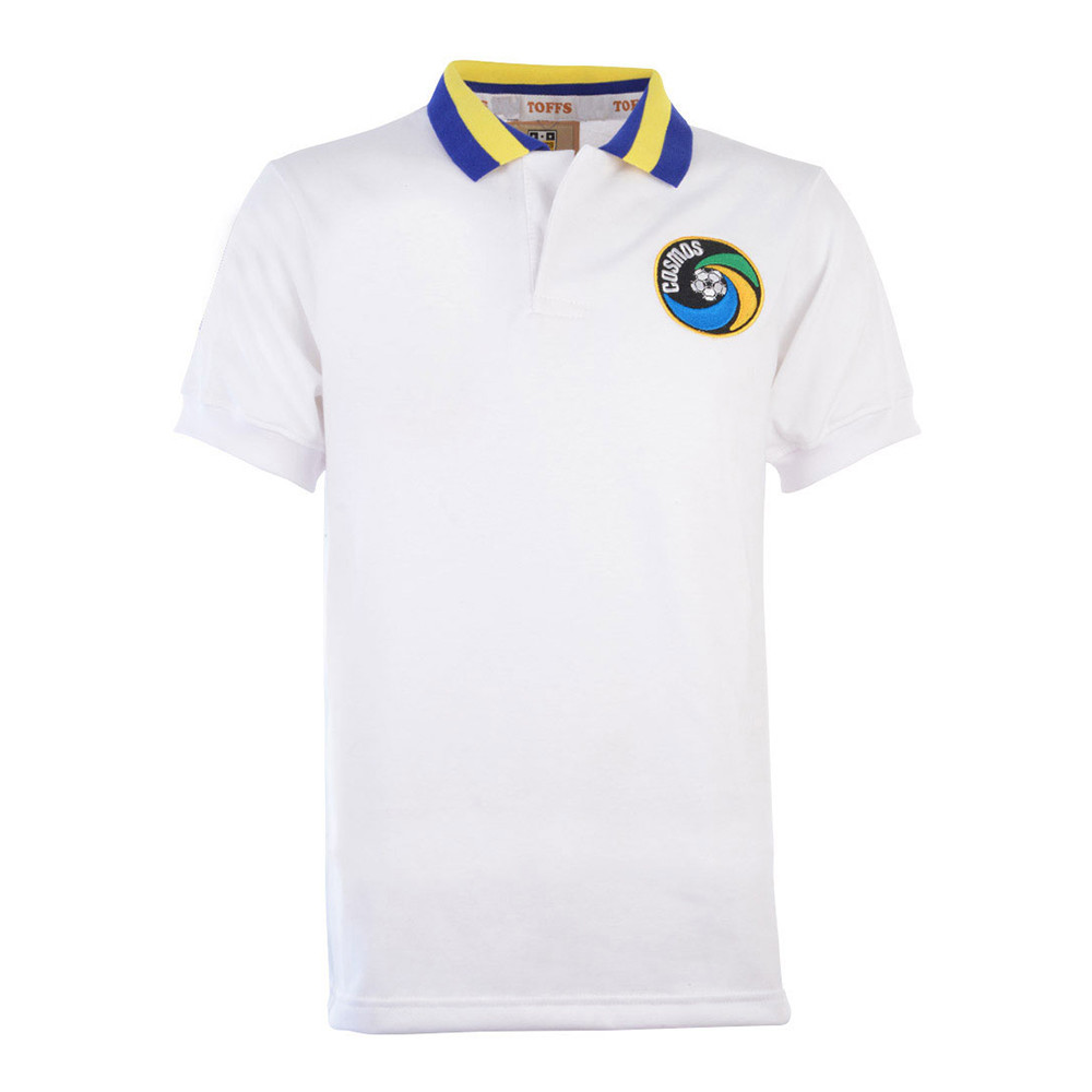 New York Cosmos 1982 Camiseta Retro Fútbol