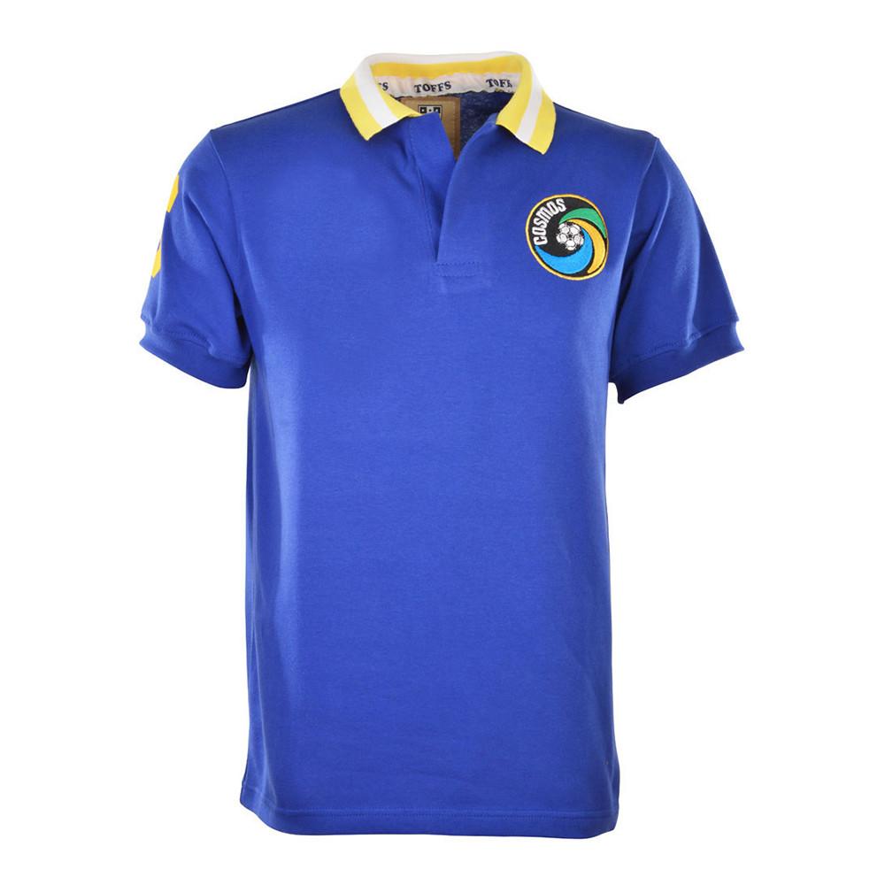 New York Cosmos 1982 Camiseta Fútbol Retro