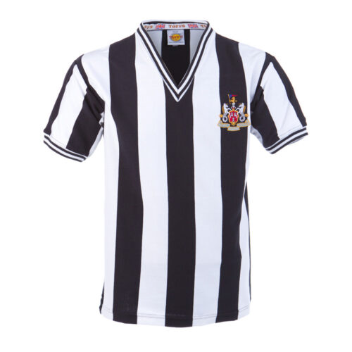 Newcastle United 1960-61 Maillot Rétro Foot