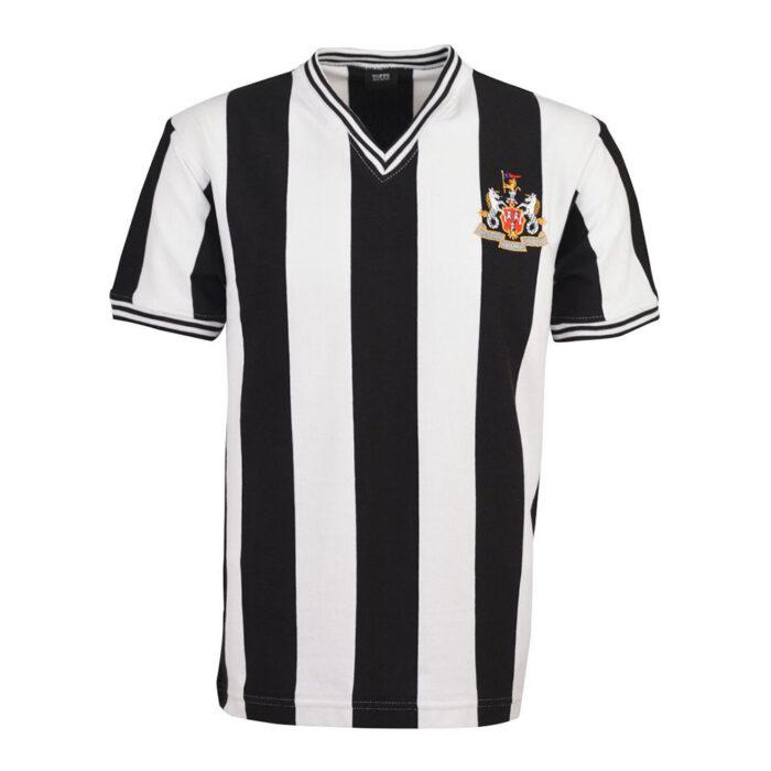 Newcastle United 1960-61 Maglia Storica Calcio