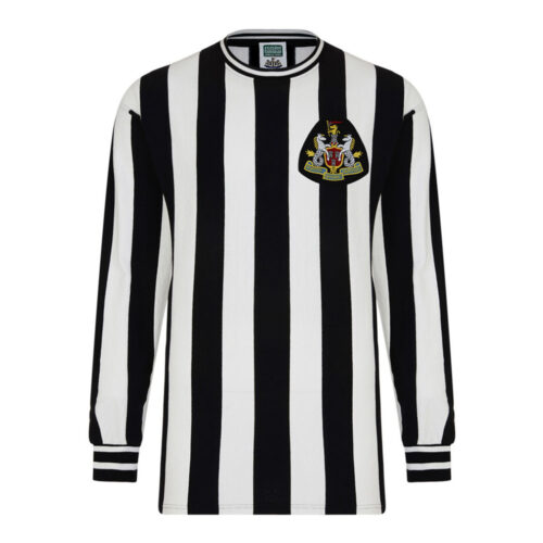 Newcastle United 1972-73 Camiseta Retro Fútbol