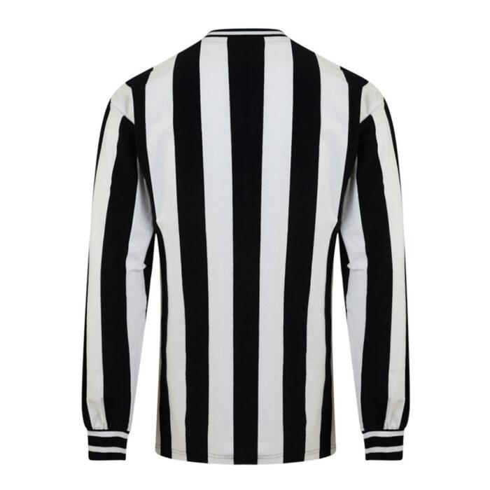 Newcastle United 1972-73 Maglia Storica Calcio