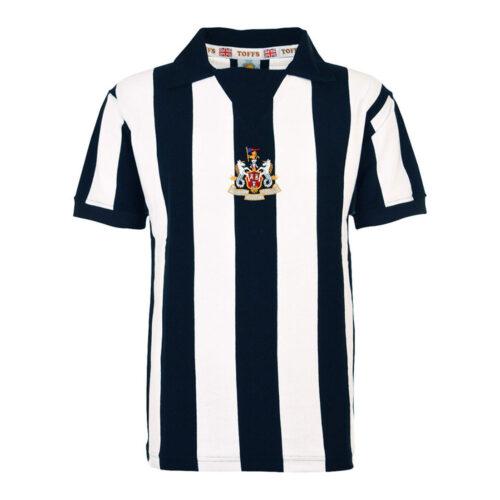 Newcastle United 1975-76 Maglia Storica Calcio
