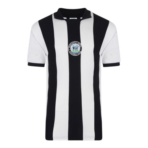Newcastle United 1976-77 Camiseta Retro Fútbol