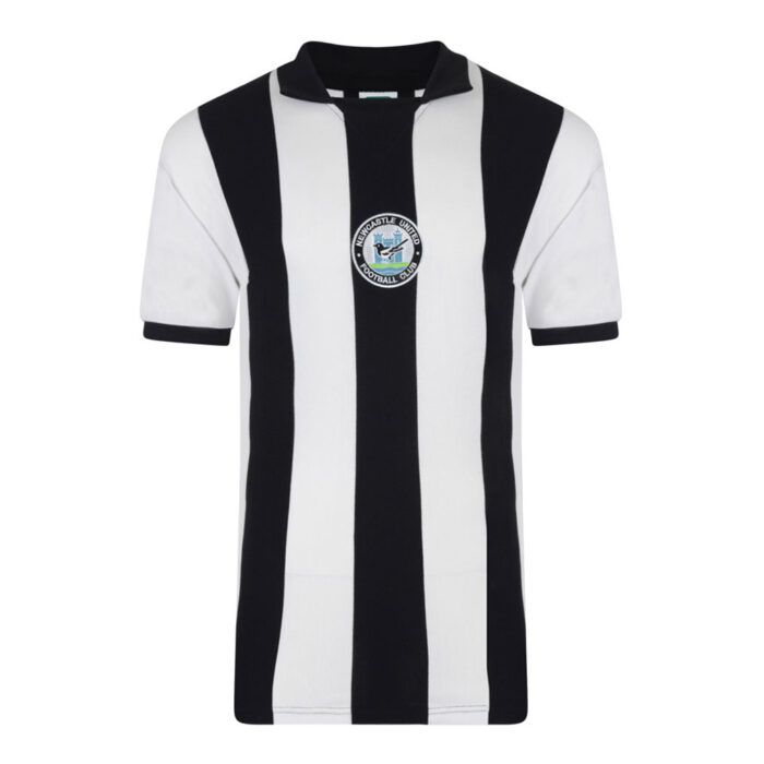 Newcastle United 1976-77 Maillot Rétro Foot