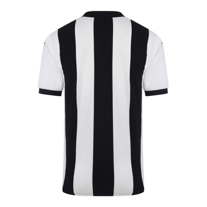 Newcastle United 1976-77 Maglia Storica Calcio