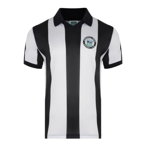 Newcastle United 1981-82 Camiseta Retro Fútbol