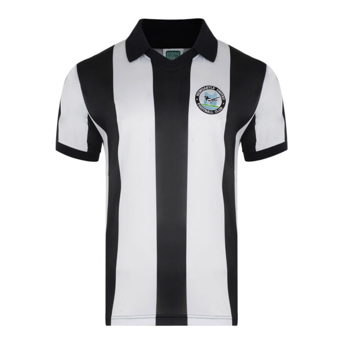 Newcastle United 1981-82 Maillot Rétro Foot