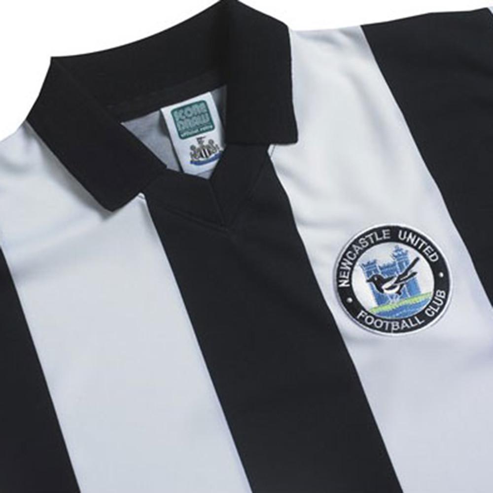 Newcastle United 1981-82 Maglia Storica Calcio