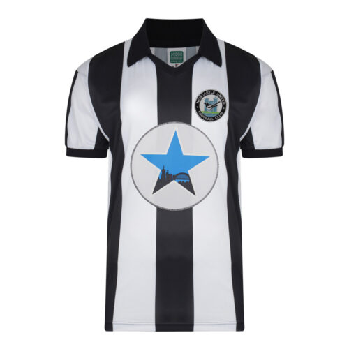 Newcastle United 1982-83 Camiseta Retro Fútbol