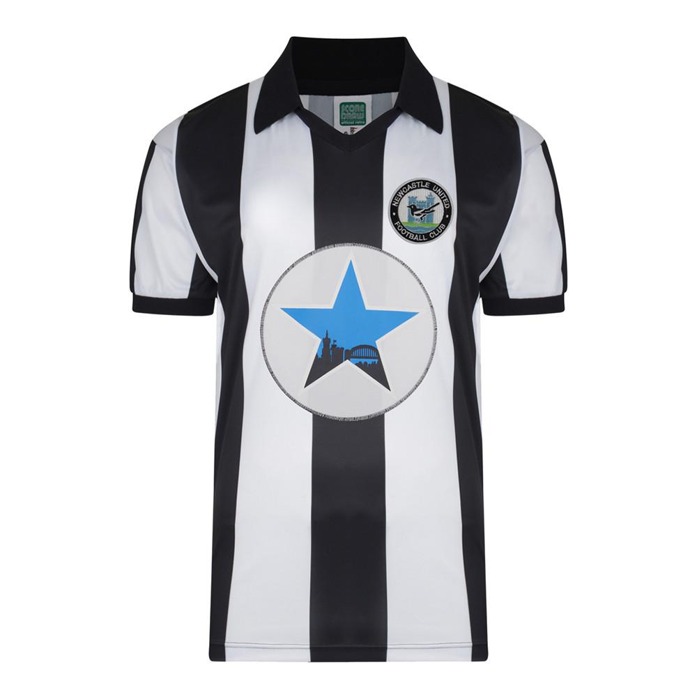 Newcastle United 1982-83 Maglia Storica Calcio