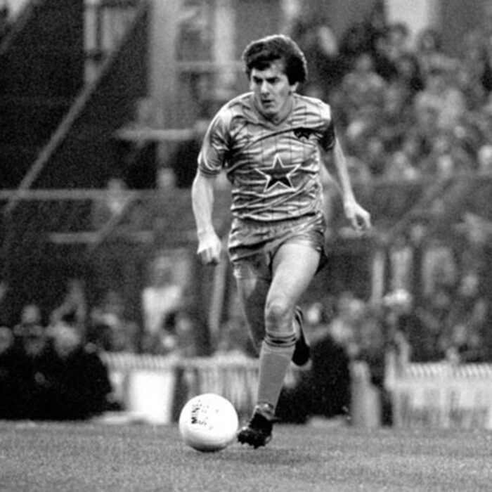 Newcastle United 1984-85 Away Maglia Storica