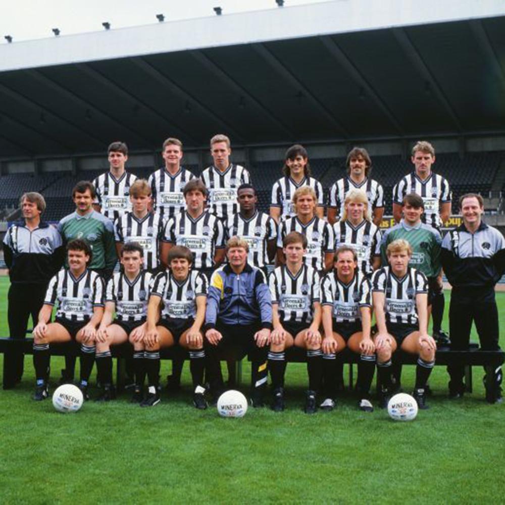 newcastle-united-1986-87-4 | Retro Football Club