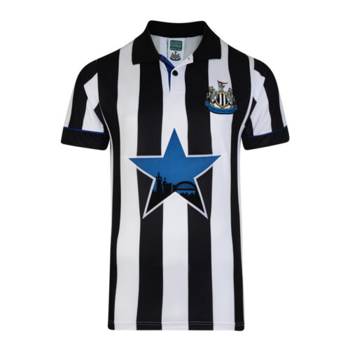 Newcastle United 1993-94 Camiseta Retro Fútbol