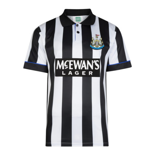 Newcastle United 1994-95 Camiseta Retro Fútbol