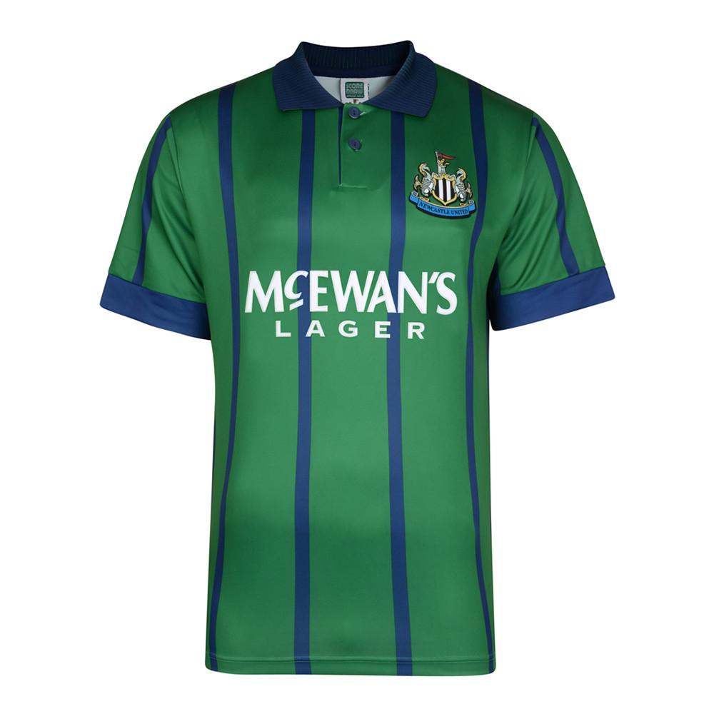 Newcastle United 1994-95 Maglia Calcio Storica