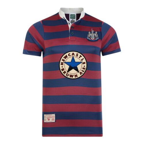 Newcastle United 1995-96 Retro Football Jersey