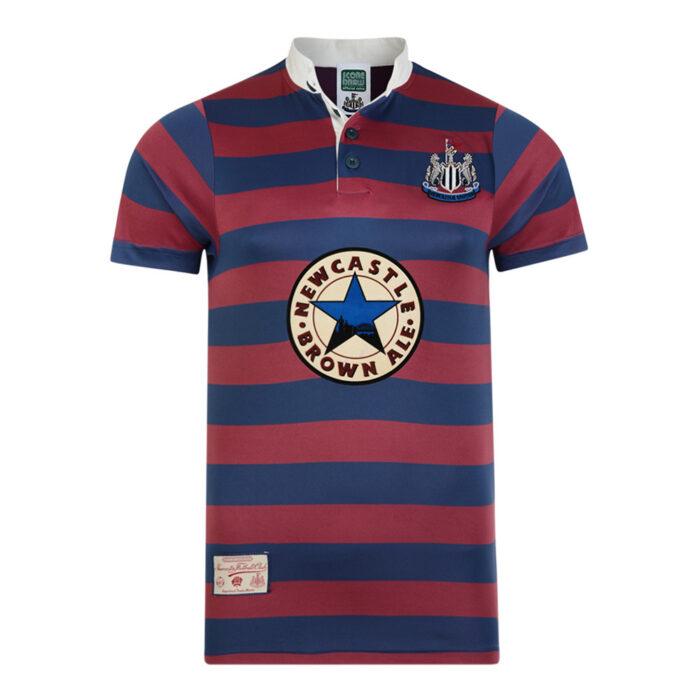Newcastle United 1995-96 Maglia Calcio Storica