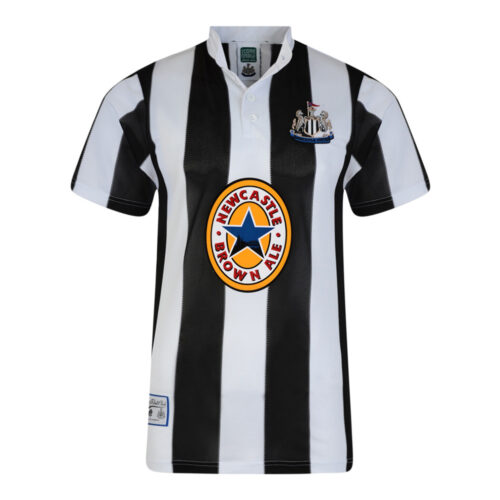 Newcastle United 1996-97 Camiseta Retro Fútbol