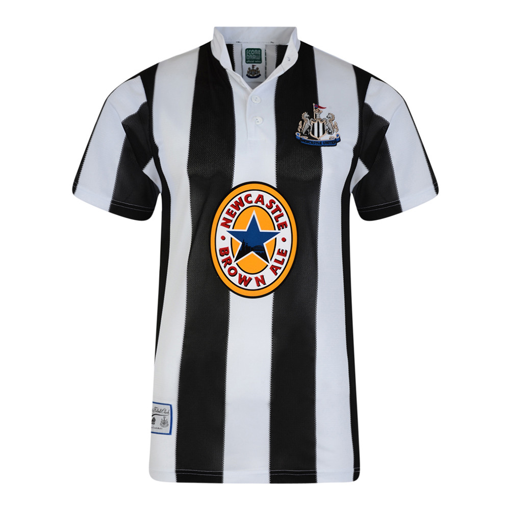 Newcastle United 1996-97 Retro Football Shirt