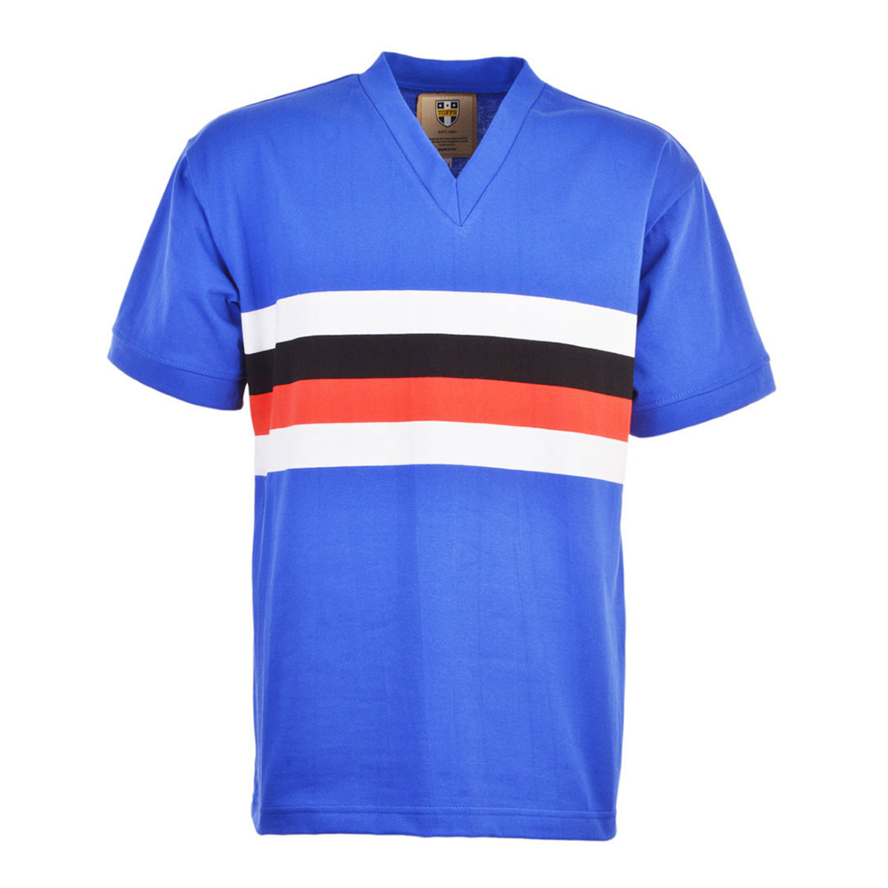 Nice 1971-72 Retro Football Shirt