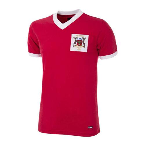 Nottingham Forest 1958-59 Camiseta Retro Fútbol