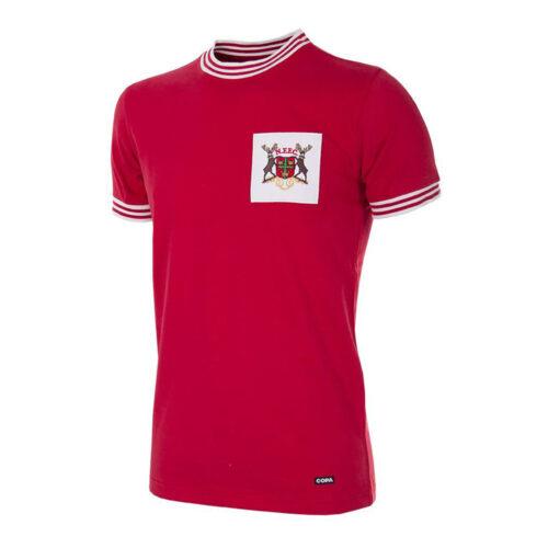 Nottingham Forest 1966-67 Camiseta Retro Fútbol