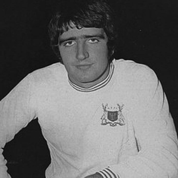 Nottingham Forest 1966-67 Away Maglia Storica