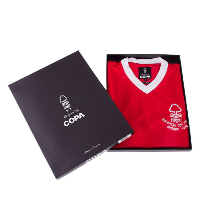 Nottingham Forest 1978-79 Maglia Storica Calcio