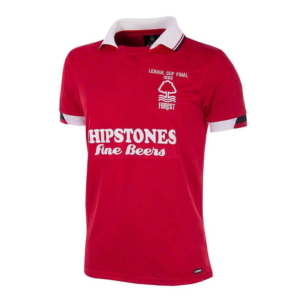Nottingham Forest 1988-89 Retro Football Shirt - Retro Football Club ® 2fc9b9b7d