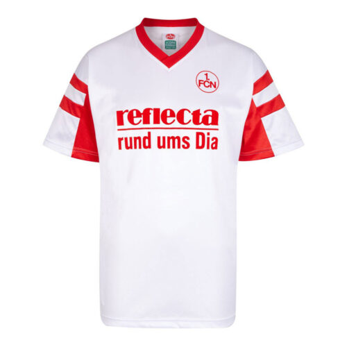 Nuremberg 1988-89 Retro Football Shirt