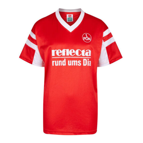 Nuremberg 1988-89 Retro Football Jersey