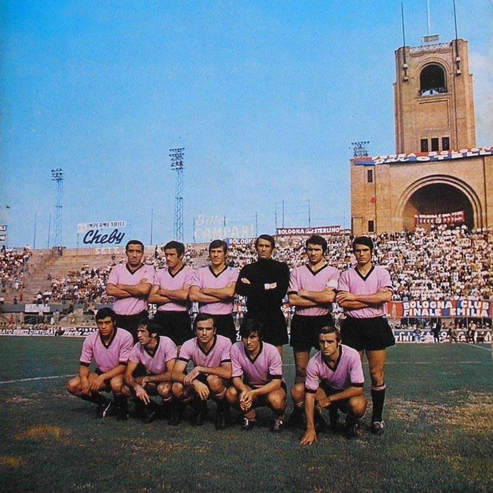 Palermo 1969-70 Maglia Storica Calcio
