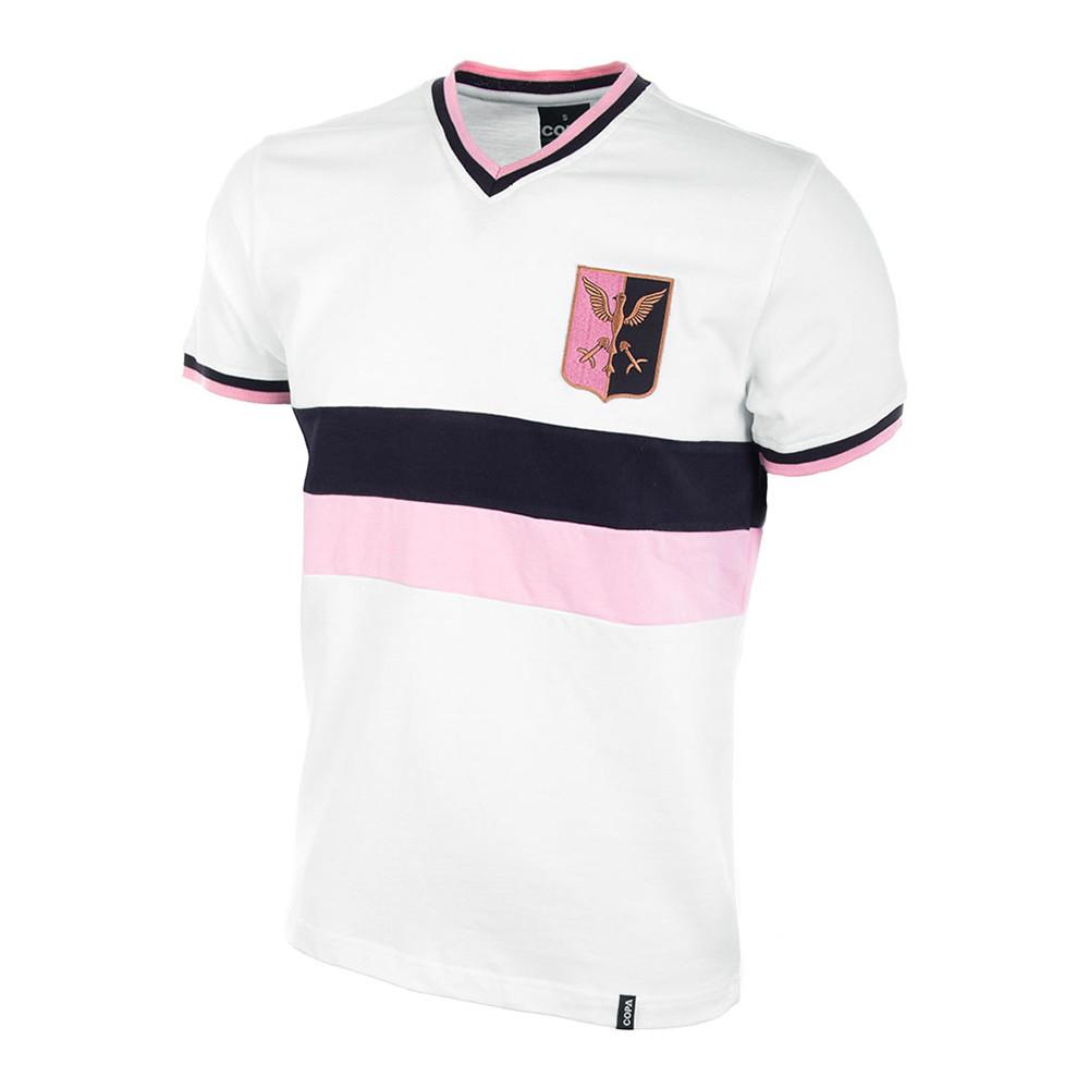 Palermo 1971-72 Camiseta Retro Fútbol