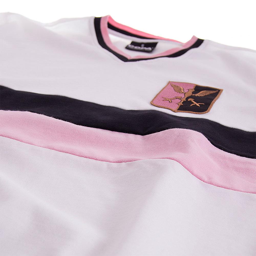 Palermo 1971-72 Away Maglia Storica Calcio