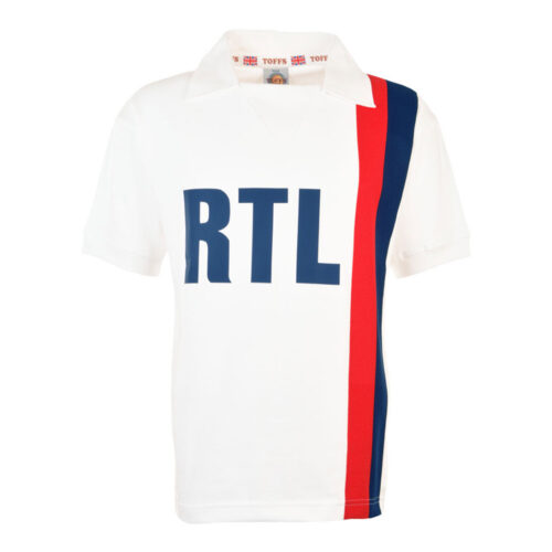 Paris Saint Germain 1982-83 Camiseta Retro Fútbol