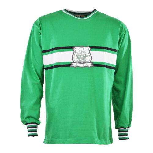 Plymouth Argyle 1966-67 Camiseta Retro Fútbol