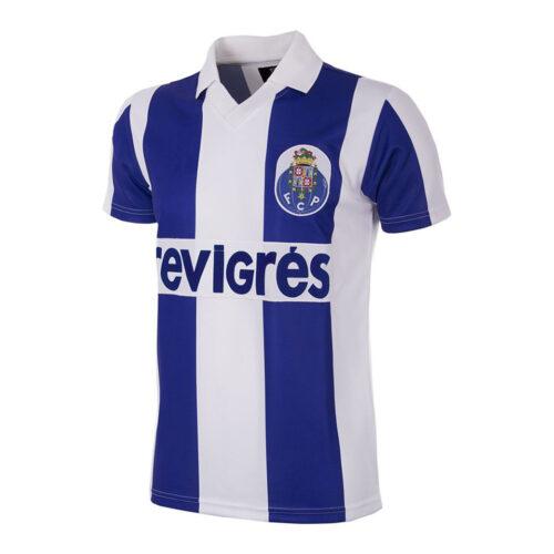 Porto 1986-87 Camiseta Retro Fútbol