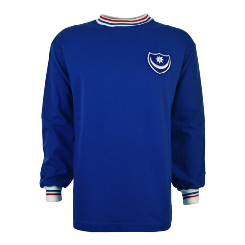 Portsmouth 1970-71 Maillot Rétro Foot
