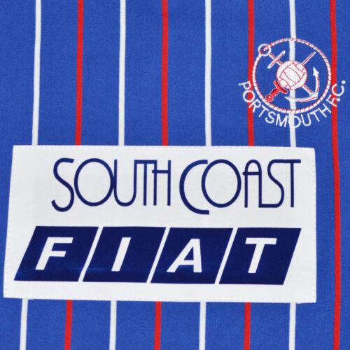 Portsmouth 1987-88 Maglia Storica Calcio