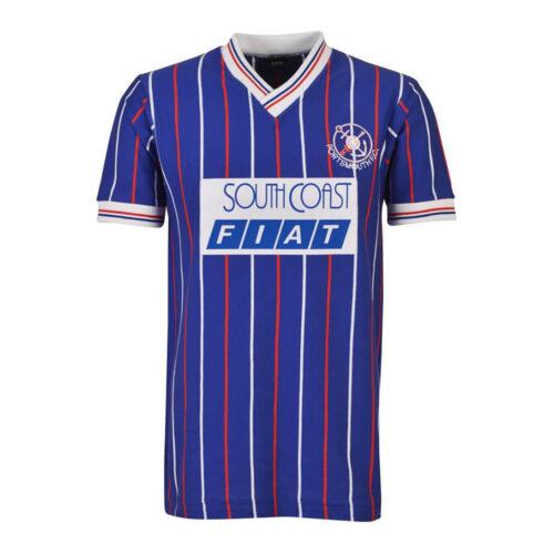 Portsmouth 1987-88 Retro Football Shirt